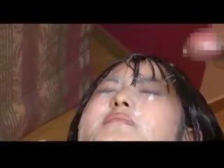 Chiharu nakasaki bukkake